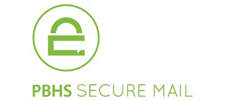 PBHS Secure Mail Logo